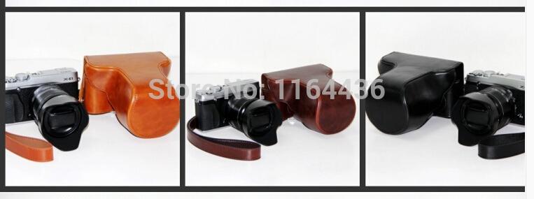 NEW HOT For FUJIFILM XE1 XE2 X-E1 X-E2 Camera Bag Case Camera Bags