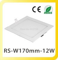 Wholesale 120pcs 110V 230V 240V  2835 SMD Square LED Ceiling Lights Recessed LED Panel Lamps DownLights