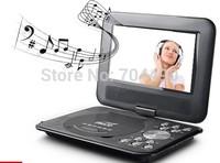 Portable DVD PLAYER USB DISC EVD EVCD SVCD CD MOVE DVD VCD PLAYER TV EBOOK GAMES 3D MOVIE MUSIC PLAYER  FL-760