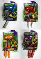 2014 Teenage Mutant Ninja Turtles Action Figures  Cool TMNT Weapons Leonardo/Raphael/Michelangelo High Quality  Free Shipping
