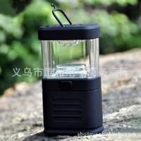 Free PP Mini portable camping light capitals led camping light camp light small table lamp tent light small lantern