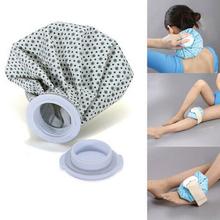 esporte cuidados lesão reutilizáveis saco de gelo tampa primeiros socorros dores musculares alívio da dor pacote(China (Mainland))