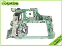 48.4JW06.011 10203-1 LA56 Laptop motherboard for lenovo B560 Intel HM55 DDR3 With NVDIA GeForce GT310M Socket PGA989