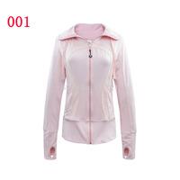 Wholesale Lulu Women Scuba Hoody Sport Athletic Hip Hop Jackets Yoga Wear Coats Hoodies Popular Sweaters 16 Styles Size 2-12