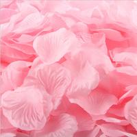 40colors!1000pcs/lot Wedding Decorations Fashion Atificial Flowers Wholesale Polyester Wedding Rose Petals