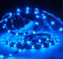 2014 new 100m led strip smd 5050 led 12v flexible light 60LED/m,5m 300LED solar led strip non waterproof led light+Free shipping(China (Mainland))