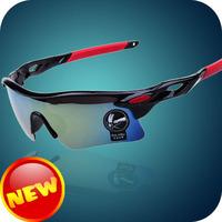 Free Shipping New Upgrade Cycling Bicycle Bike Sports Eyewear Fashion Sunglasses Men Women Riding Fishing Glasses/Sunglass-22