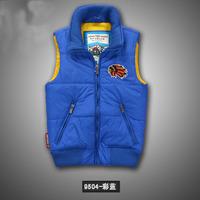 Free ship down coat men's vest winter down jacket many color for choose zipper jumper promotion wholesale price brand overcoat