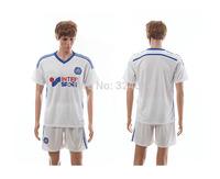 2014-2015  Olympique Marseille home soccer jerseys,soccer shirt,soccer uniform,trainning jerseys 100% embroidery
