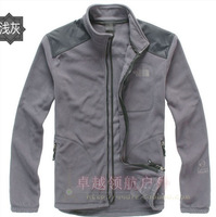 2014 new Men outdoor winter spring autumn dress quick-drying clothes fast-drying long-sleeved T-shirt warm Fleece Jackets