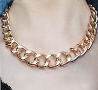 wholesale new design huge CCB choker chain necklace hip hop necklace
