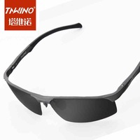 Men sunglasses car driving glasses male driver of the influx of people dedicated polarizer sunglasses authentic