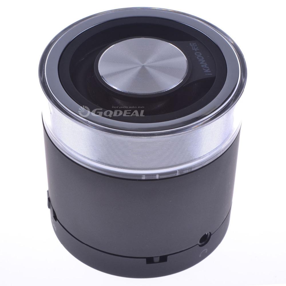 Mini Portable Bluetooth Wireless Stereo Speaker Boombox For iPhone Samsung iPod(China (Mainland))