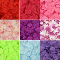 2014 MultiColor Rose Petals Wedding Flower Bridal Decoration Confetti   500pcs