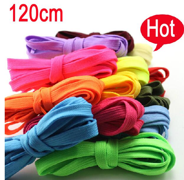 10 Pair/lot New Fashion colorful elastic shoelaces Running Free Shipping 085(China (Mainland))
