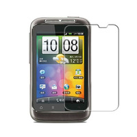 10PCS NEW Clean Protective Guard Cover Film Screen Protector Skin for HTC G13 E4094 P