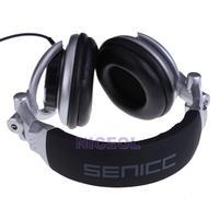NI5L SENICC ST-80 Over-Ear DJ Music Stereo Headphone Headset for PC Mobile Phone