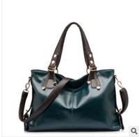 Free shipping 2014 fashion women leather handbag high quality POLO women' messenger bags shoulder bag L1151