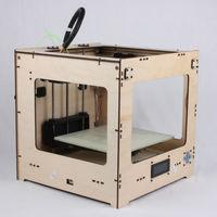 Details about Desktop 3D printer Replicator 2 Extruders Three-dimensional Extrusion Machine