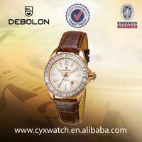 popular wholesale leather watch bracelet