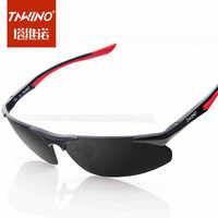 Al-Mg outdoor sports riding glasses fashion sunglasses polarized sunglasses mountain tourism