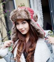 Free shipping  fashion women's Bomber hats,deer bomber hats, Christmas hats  5pcs/lot  High Quality