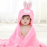 2014 New Winter Flannel Babies Robes Retail Infantil Bathrobe