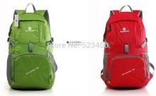 folding bike backpack promotion