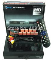 1pcs hd cable receiver hd xc403p plus PVR+USB support wifi, hd xc403p plus