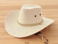 Free shipping Jeans Women/men Hat Fashion Candy Color Western Cowboy Denim Hats