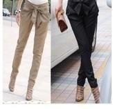 Женские брюки G0237 /015 highwaist OL , женские брюки 2015 ol