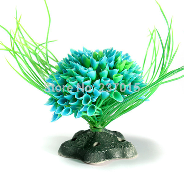 Shop popular aquarium decoration from china aliexpress for Artificial seaweed decoration
