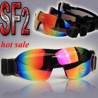 Free Shipping Skiing Goggles Ski Eyewear Anti-UV Outdoor Sports Sunglasses Anti-Dust Glasses Snowboarding Goggles/Sunglass-32