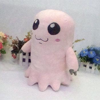 Digimon приключения IzumiKoushirou Motimon 100% ручной работы плюшевые игрушки косплей реквизит