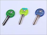 blank key for 2R Plastic hand groove UL50