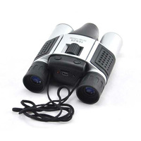 Digital Binocular Video Camera DVR Camcorder Telescope 10*25 Zoom For Tourism Outdoor Field