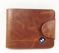 Hot sale Genuine Cow Leather Mini Credit Card Case Men Holder Car Cowhide Purse Pouch Women Bank Thin Wallet  5pc/lot