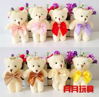 free shipping, fashional Toy, wedding gift bear rag doll,stuffed plush toy