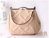 New arrival PU leather Korean style tote bolsa casual famous brands bags handbag desigual cheap Crossbody Bags