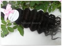 Peruvian deep curly hair 10bundles lot,color #1B,100% unprocessed human hair, cheap Peruvian deep wave virgin hair