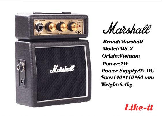 Маршалл MS 2 2 Вт