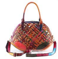New  Fashion Designer Handbags Women Shoulder Bags 100% Genuine Leather Bag Women Messenger Bag ladies handbags C704