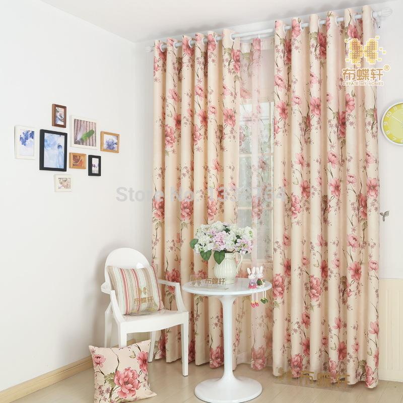 Tissu am ricain rustique rideau blanc l gant soie - Impression sur tissu maison ...
