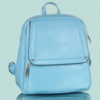 2014 Casual Women Backpack school bags for teenagers Laptop Bag Korean version Men/ Women backpack school mochila Free Shipping
