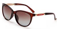 New 2014 Fashion Summer Retro Polarized Coating Sunglasses Women Brand Designer glasses high quality ladies fashion