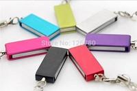 Mini usb flash drive square USB Sticker cheap price capacity storage  free shipping