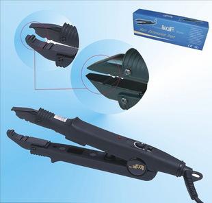 1 пк наращивание волос коннектор слияние железо / Loof 611 постоянные коннектор инструмент 220 градусов площадкой для волос