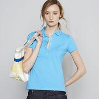 2014 women fashion apparel pullovers polo shirt vintage sports jerseys casual shirt women blouses & shirts camisa polo feminina