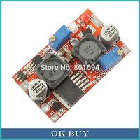 DC-DC Automatic Boost Buck Converter 4-35V to 1.25-25V 2A 10W CC CV Voltage   Regulator High Power LED Driver LX6009