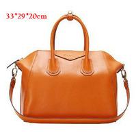 Hot sale Celebrity Smiley Bag Tote Designer Brand Shoulder Bags Givency Bags Women 2014 Cowhide Designer Brand Women Handbag